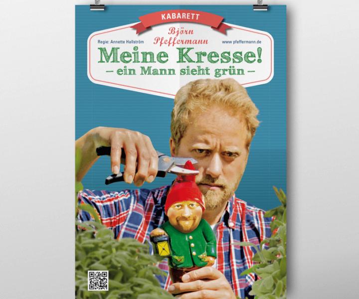 Plakat – Meine Kresse