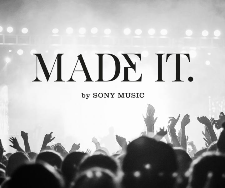 MADE IT - Logo